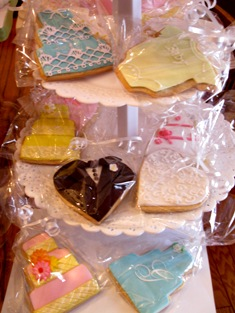 Assorted Cookie Favors