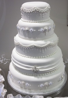 5 tier wedding cakes pictures griff s goodies wedding cakes 10471