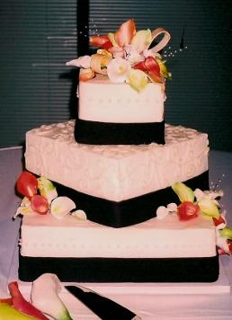 Griff\'s Goodies: Wedding Cakes